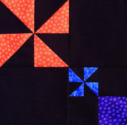 Pinwheel Party Block 1