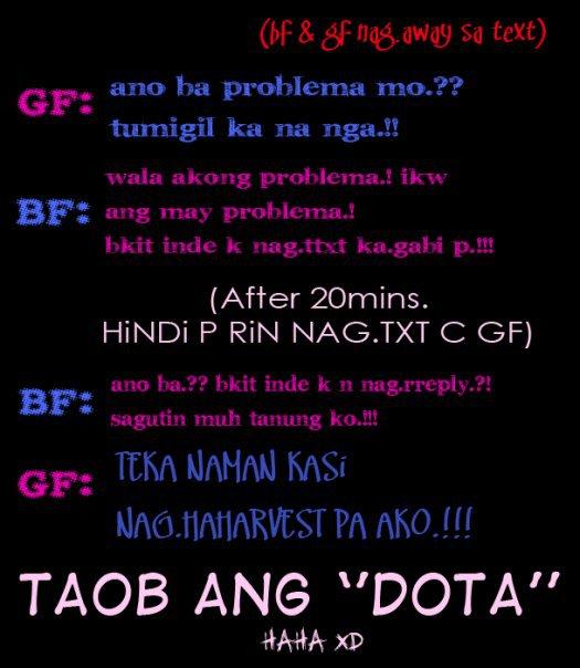 rekomendasyon sa mga naglalaro ng dota Sabi ng iba wala daw kaming mapapala sa paglalaro namin ng dota ,  sayang  day pag weekend (dota 1 pa kac dati kaya sa shop talaga kami  naglalaro.