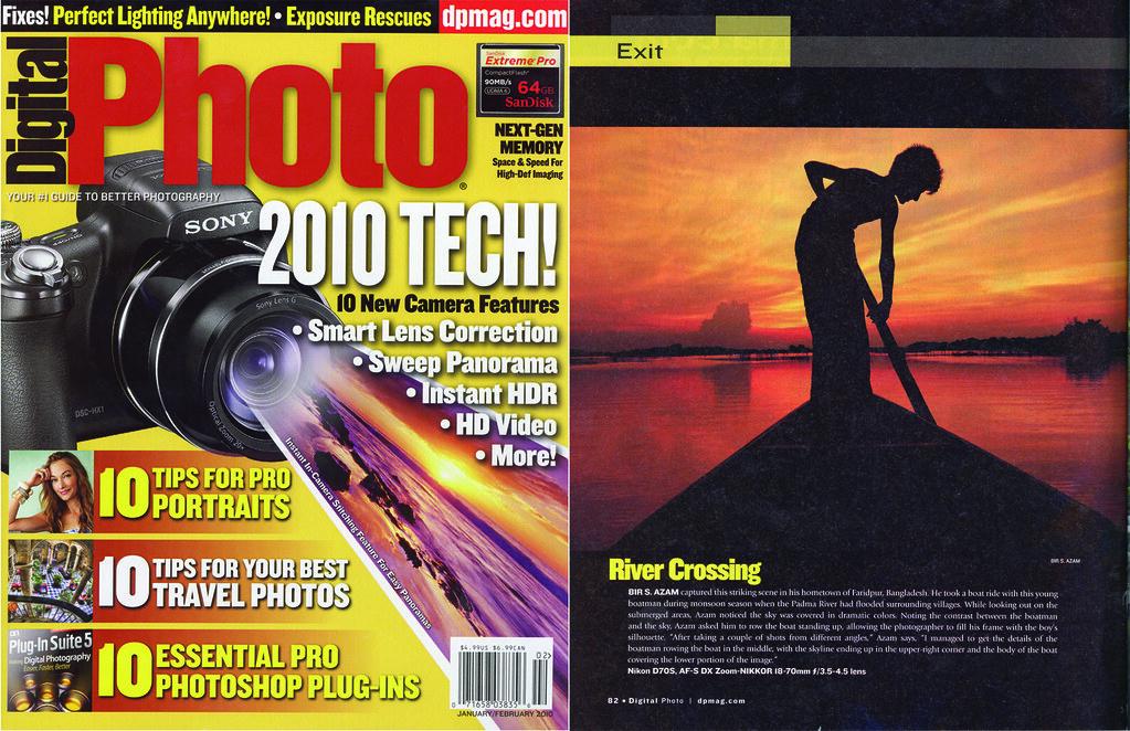Published in Digital Photo Magazine