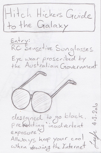 RC Sensitive Sunglasses