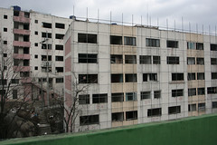 apt buildings to be demolished