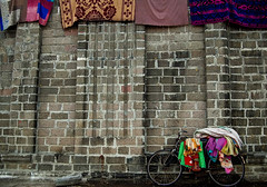 (Restless mind) Tags: street india nikon random clothes 1855mm pune abtract d40 dehu krishlikesit dhobighaat