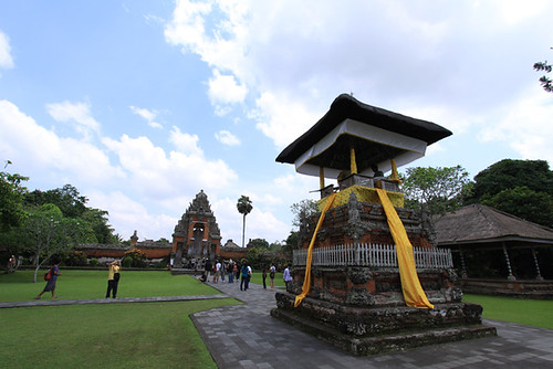 Mengwi Temple Garden