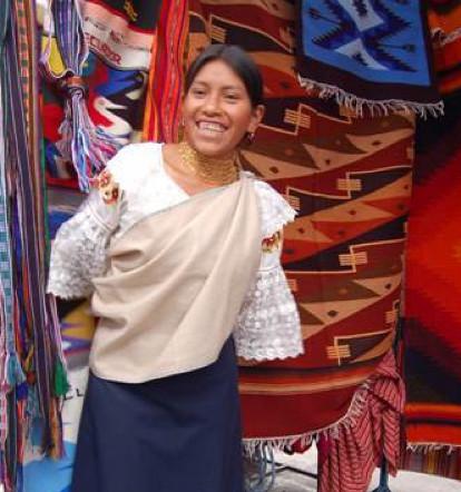 Ecuador-tapestry