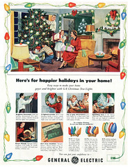 GE-1950-LIFE-Christmas-Light-Ad (JeffCarter629) Tags: christmas christmaslights vintagechristmas gechristmaslights geadvertisments