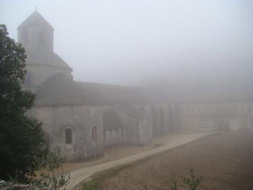 Avignon_發跡薰衣草的修道院