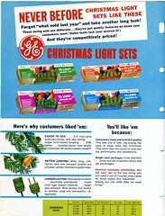GE 63 Sales Flyer 2 (JeffCarter629) Tags: christmas light electric lights general christmaslights bulbs ge catalogues generalelectricchristmas gechristmas gechristmaslights generalelectricchristmaslights