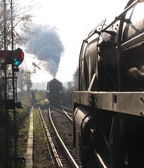 Giants meet at Ropley (rcarpe2) Tags: