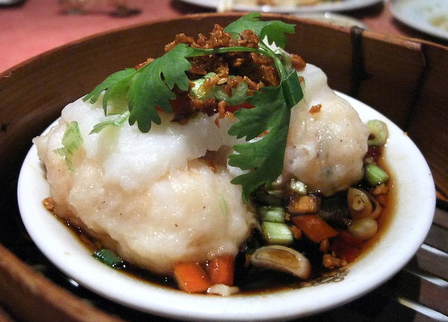 Steam Snow Fish
