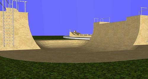 Skate Plaza Camaçari