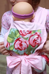 Amy Butler Pink Roses Mai Tei for Children/Toddlers