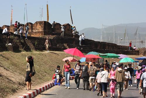 Chiang Mai Old Wall