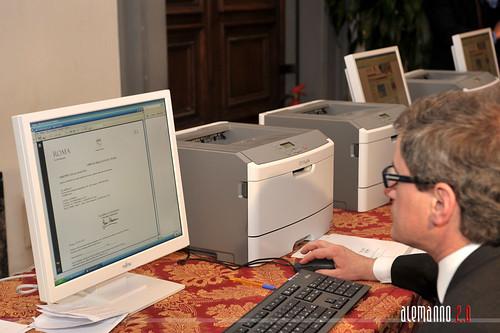 Certificazione anagrafica on-line