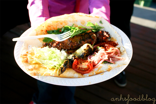 Authentic Adana Kebab in Melbourne