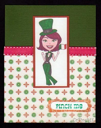 Pinch me I'm Irish