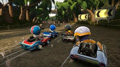 ModNation Racers Screenshot Drafting