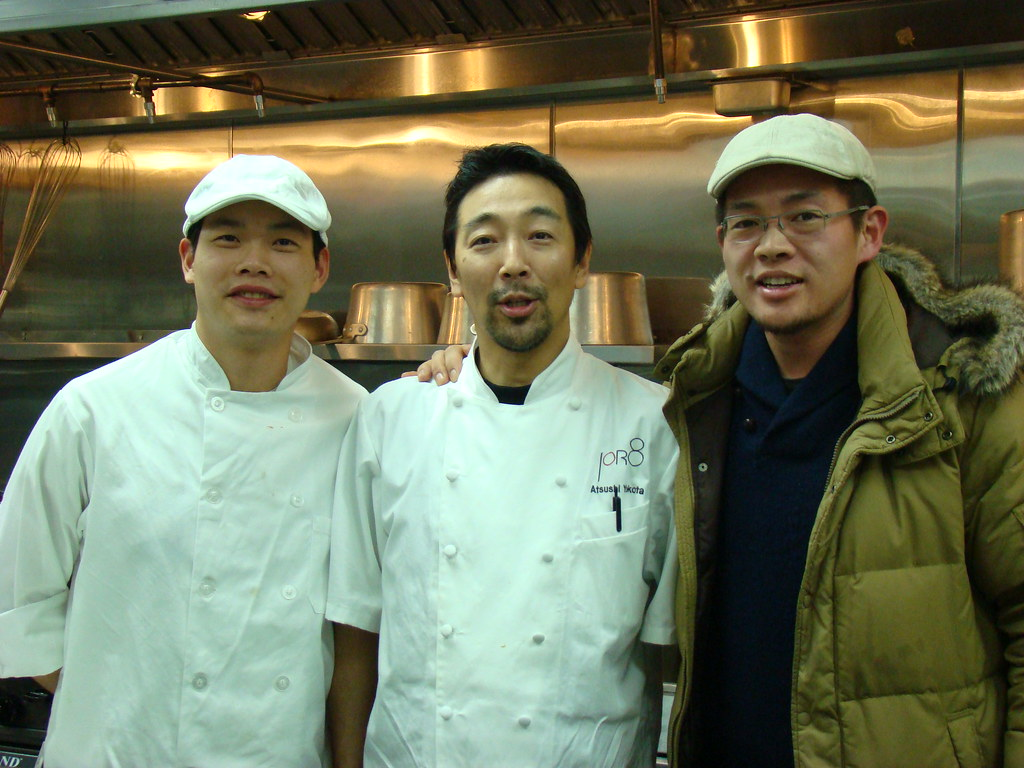 Former Chef and Colleague