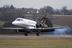 I-RONY - 258506 - Alba Servizi Trasporti - Raytheon Hawker 800XP - Luton - 091208 - Steven Gray - IMG_4848