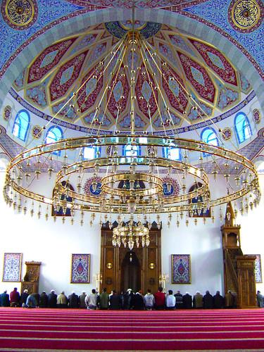 Interior Mosque Marxloh