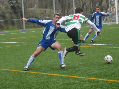 U.E. Sants - F.C. Santfeliuenc (21/03/2010)