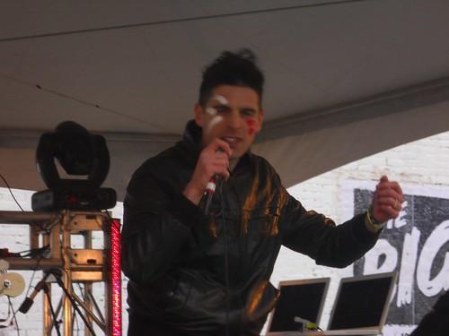 Dan Black, SXSW 2010