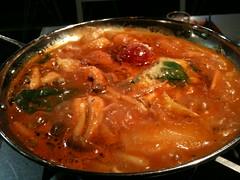 イタリアン鍋(第3段階)