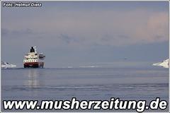 Finnmarkslopet: Nordlys-Hurtigrutren-Kirkenes
