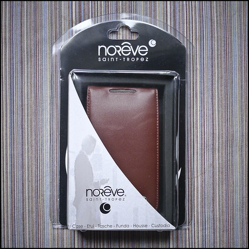 Noreve Tradition Marron HTC HD2