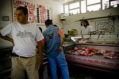 El Carnicero (monica_benitez) Tags: uruguay el meat butcher cerro fortaleza carnaval montevideo carniceria murga elcerro