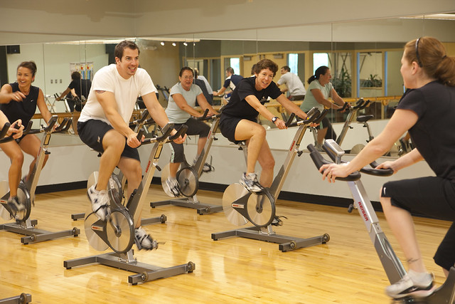 Take advantage of our Cycle/Strength classes