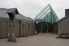Neuer Eingangsbereich Wikinger Museum Haithabu - WMH 28-03-2010