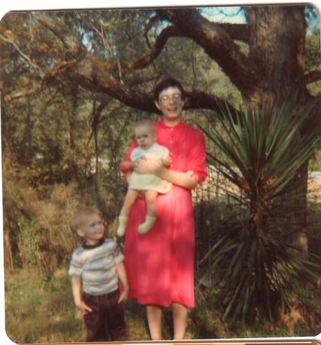 Mom, C, E 79 (Easter?)