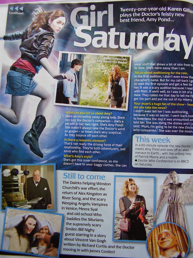 Total TV Guide Easter 2010