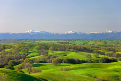 Inner Coast Ranges and Hills (Anthony Dunn Photography) Tags: california green grass northerncalifornia landscapes spring hills rolling sacramentovalley