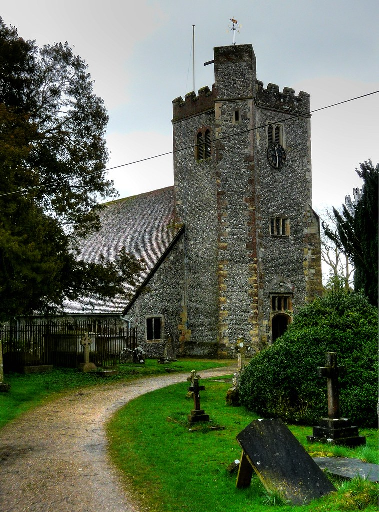 St Mary & All Saints, Droxford , Hampshire