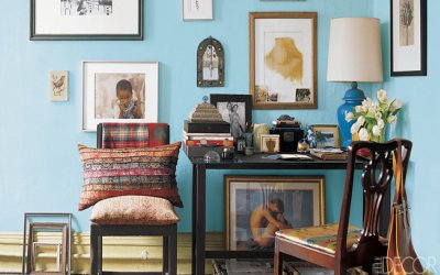 Elle Decor color ideas