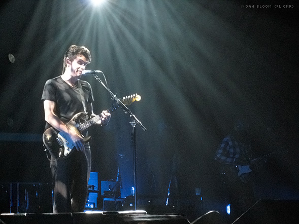 John Mayer's Battle Studies Tour Hits Vancouver