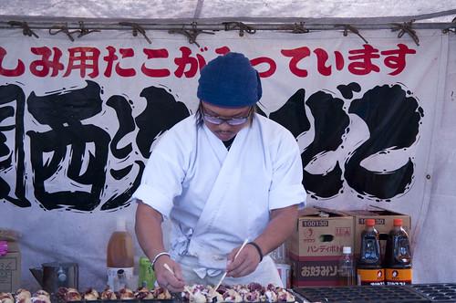 桜祭り@松戸