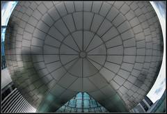 (iPh4n70M) Tags: light paris france building tower architecture photography photo nikon photographer photographie tour fisheye photograph tc nikkor hdr immeuble ladfense dfense edf photographe 105mm d90 tcphotography ph4n70m iph4n70m tcphotographie