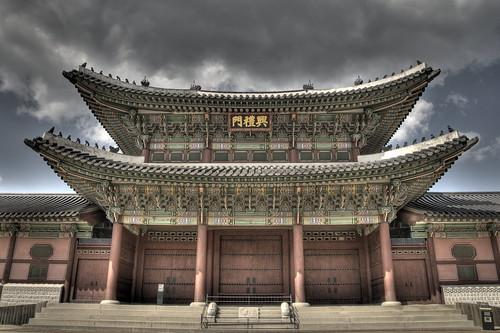 Gyungbok Palace HDR