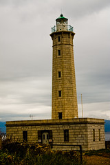 Mani 22 : The lighthouse of Gytheion (eliaslar) Tags: lighthouse mani greece  lakonia gytheio