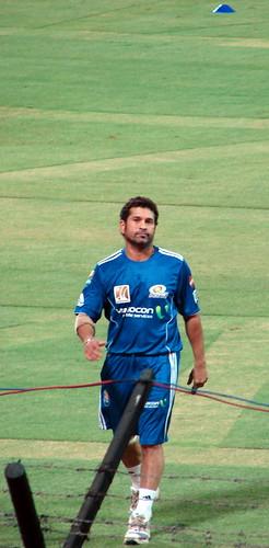 CSK vs Mumbai Pre-Toss Warmup 7