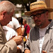 Chef Michael Schwartz Lending Advice to City of Miami Mayor Tomas Regalado