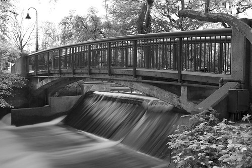 Bridge at One Mile, Bidwell Park, Chico, CA