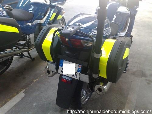 Yamaha FJR 1300 Gendarmerie 2