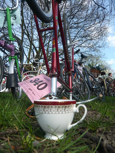 tea in the park