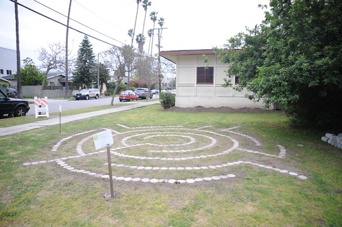 Venice Public Art Labyrinth