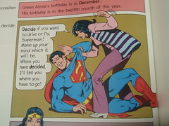 lois lane, bullying