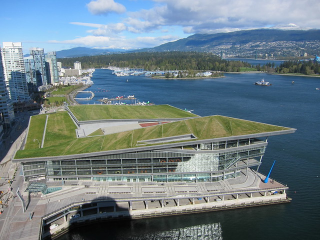 The Vancouver Convention Center