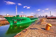arklow falcon (Proscriptor McGovern) Tags: docks sigma birkenhead 1020mm shipping mersey arklow